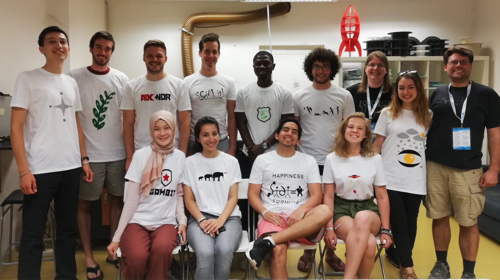 SCiM 2018 v Kreator Lab-u